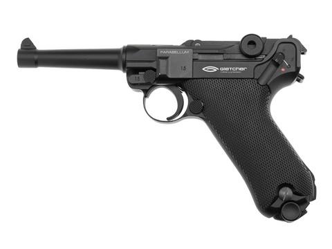 Пистолет пневматический Gletcher  Parabellum
