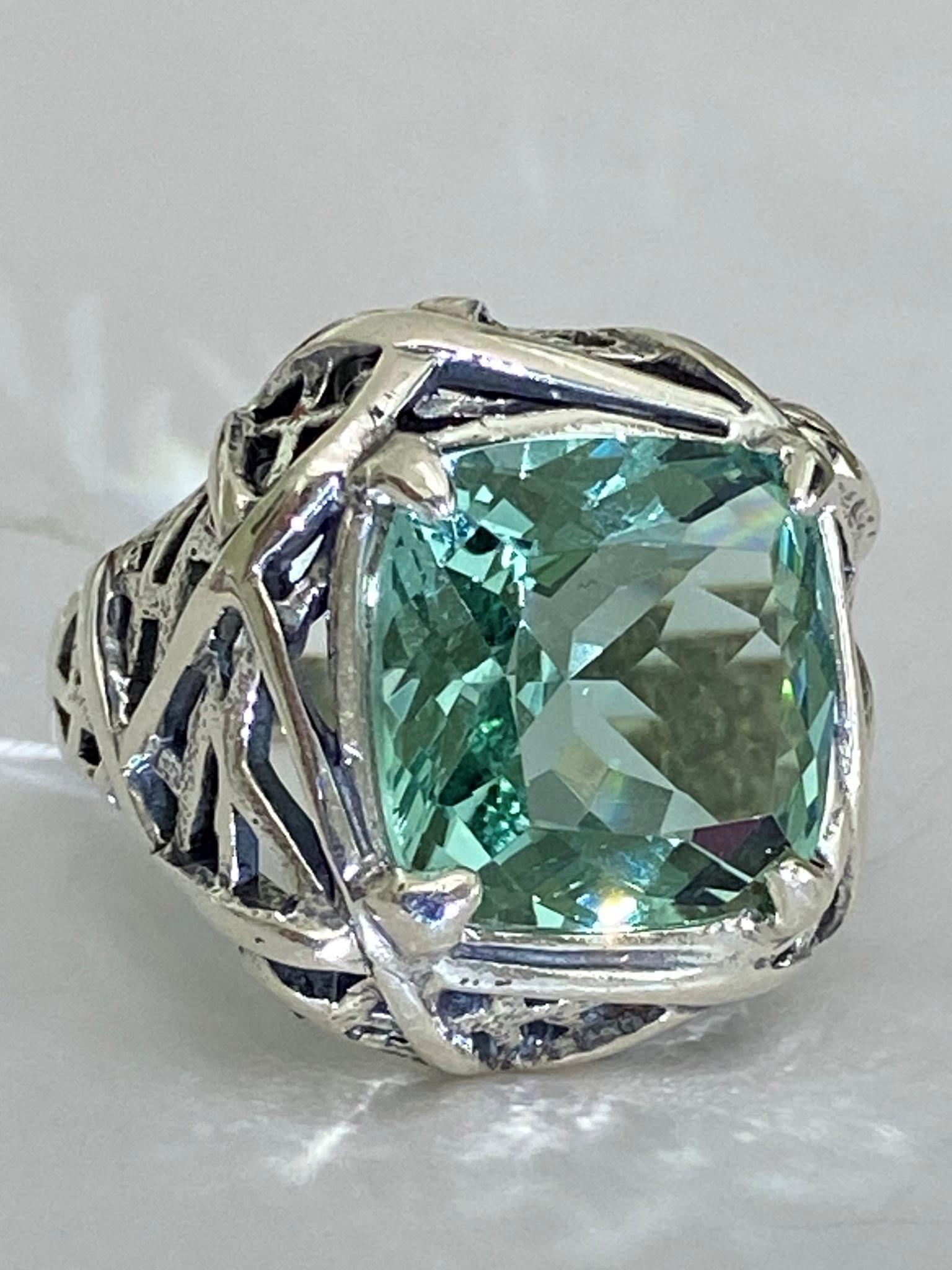 Микадо (кольцо  из серебра)