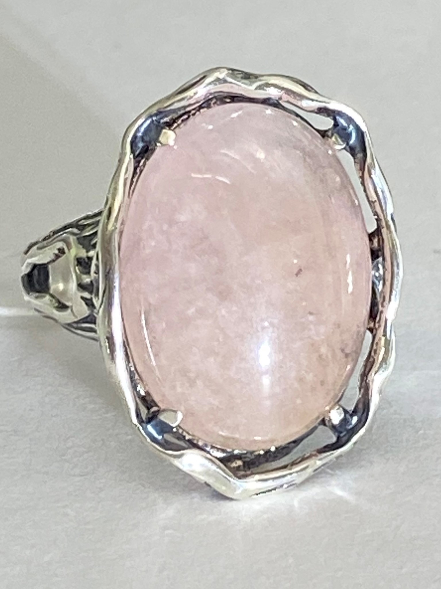 Белеста (кольцо из серебра)