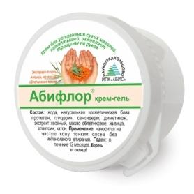 Абифлор крем-гель 75 мл.