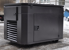 Всепогодный шумозащитный еврокожух  SB1200 со встроенным АВР