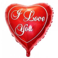 F Сердце Любовь (красное), 18