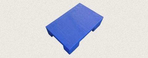 Поддон пластиковый 600x400x150 мм. Цвет: Синий
