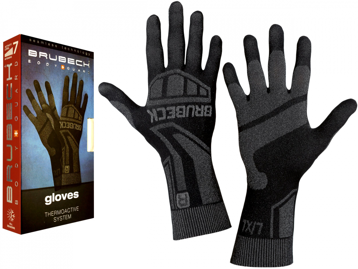 BRUBECK GLOVES Thermoactive