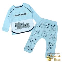 Костюм хлопок детский (68-80) 210426-OP447.1