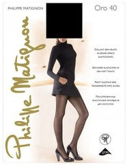 Philippe Matignon Oro 40 колготки женские