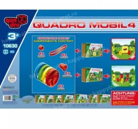 Конструктор Quadro мобиль 4 колеса арт.10630