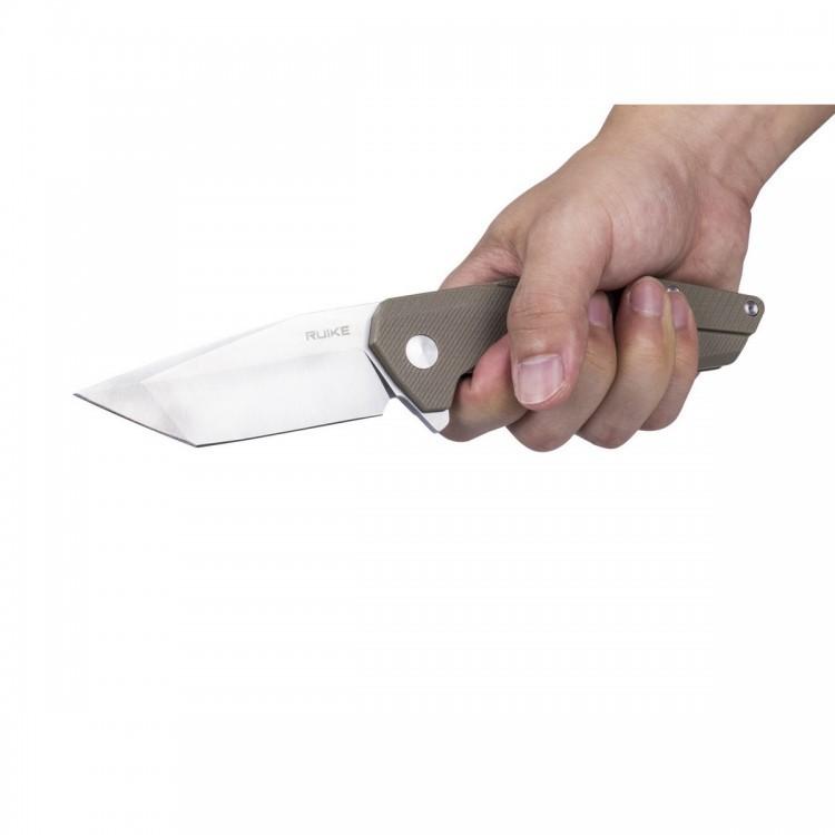 Нож Ruike P138-W, желтый