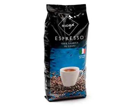 Кофе в зернах Rioba Espresso Platinum, 1 кг