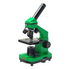 Детский микроскоп Микромед Эврика + микропрепараты зоология