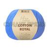 Пряжа Fibranatura Cotton Royal 18-706 (Незабудка)