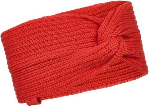 Вязаная повязка на голову Buff Headband Knitted Norval Fire фото 1