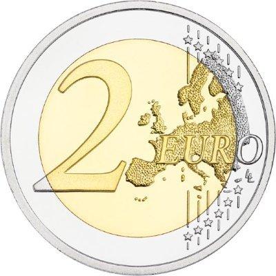 2 евро Финляндия
