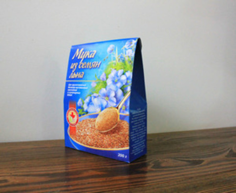 Мука из семян льна