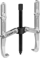 Съемник шарнирный 2-захватный с удлиненными захватами, 275 мм, ЗУБР Профессионал 43316-275
