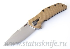 Нож Zero Tolerance 0308 ZT0308 Coyote Tan
