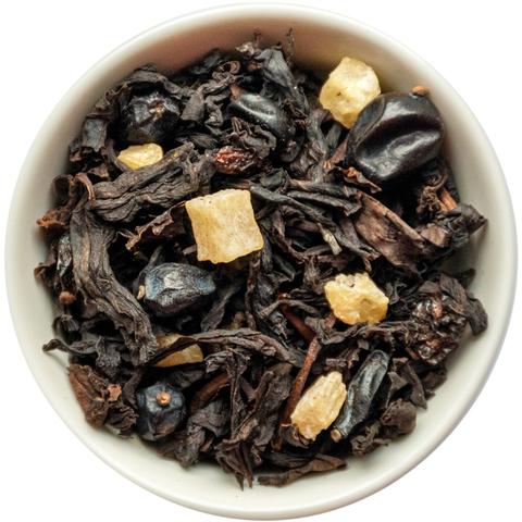 Чай спелый барбарис