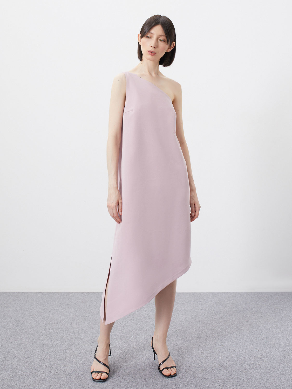 Платье Edven на одно плечо