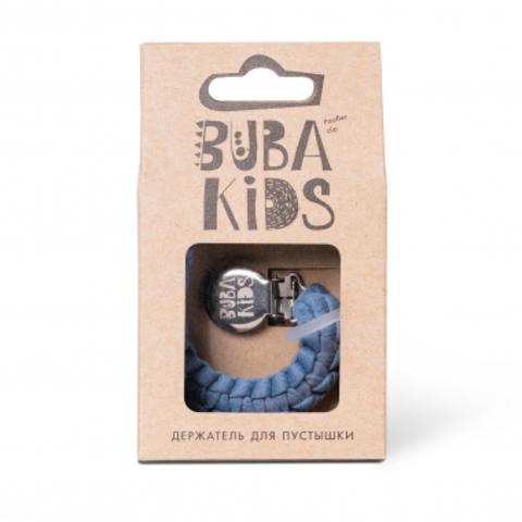 Прищепка-держатель для соски текстильный BUBA Kids Лондон