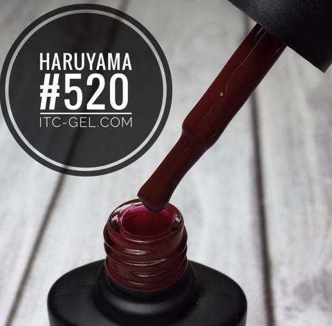 Гель лак Haruyama 8мл (520)