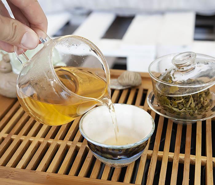 TEA-AR118 Китайский зеленый жасминовый чай (50 гр) фото 11