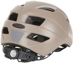 Велошлем детский (46-52см) Bobike Helmet Exclusive Plus XS Toffee Brown - 2
