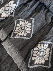 Образец вышивки