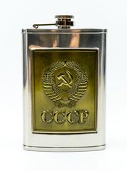 Фляжка «СССР», 270 мл, фото 3