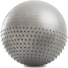 Полумассажный мяч для фитнеса