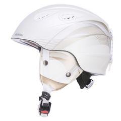Шлем горнолыжный Alpina GRAP 2.0 white-prosecco matt