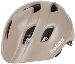 Велошлем детский (46-52см) Bobike Helmet Exclusive Plus XS Toffee Brown