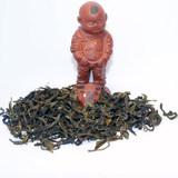 Чай Бай Цзы Гуань, белый петушиный гребень вид-5