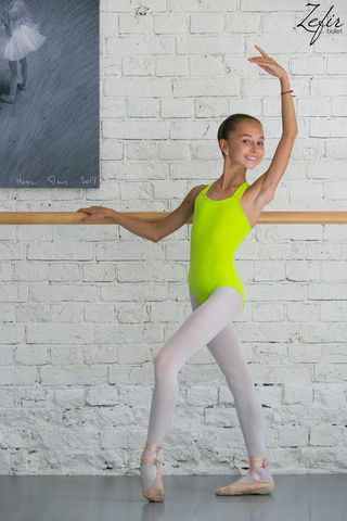 Leotwo thermo leotard