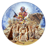 Iron Maiden / Somewhere Back In Time - The Best Of: 1980-1989 (Picture Disc)(2LP)