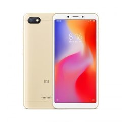 Xiaomi Redmi 6A (2-16Gb) Gold/Золотой