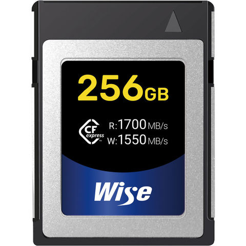 Wise Advanced 256ГБ CFX-B Series CFexpress Карта памяти