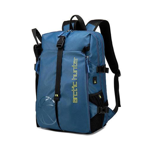 Рюкзак для спорта Arctic Hunter B00391 синий