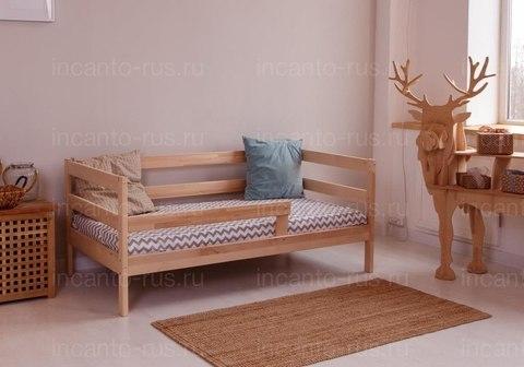 Подростковая кровать Софа «Dream Home» , цвет натуральный, размер 180*80