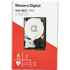 Диск Western Digital 8TB Red Pro 7200 rpm SATA III 3.5