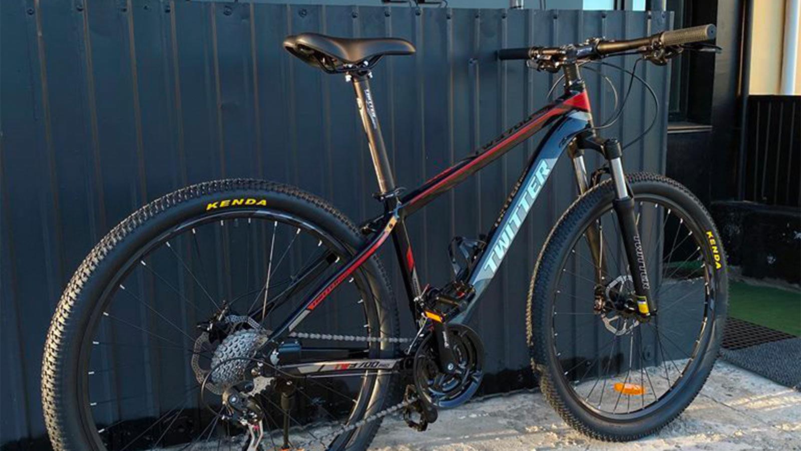 горный велосипед TWITTER TW3700 27.5