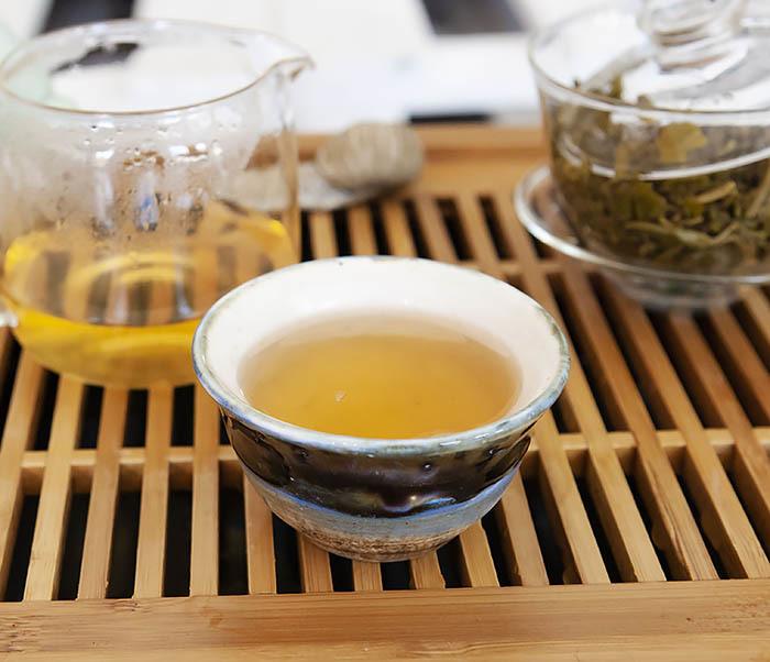 TEA-AR118 Китайский зеленый жасминовый чай (50 гр) фото 13