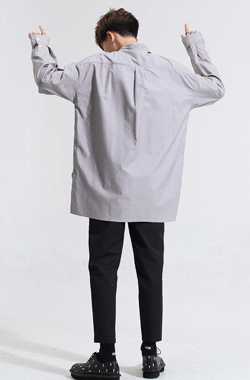 Рубашка «THEOSE»