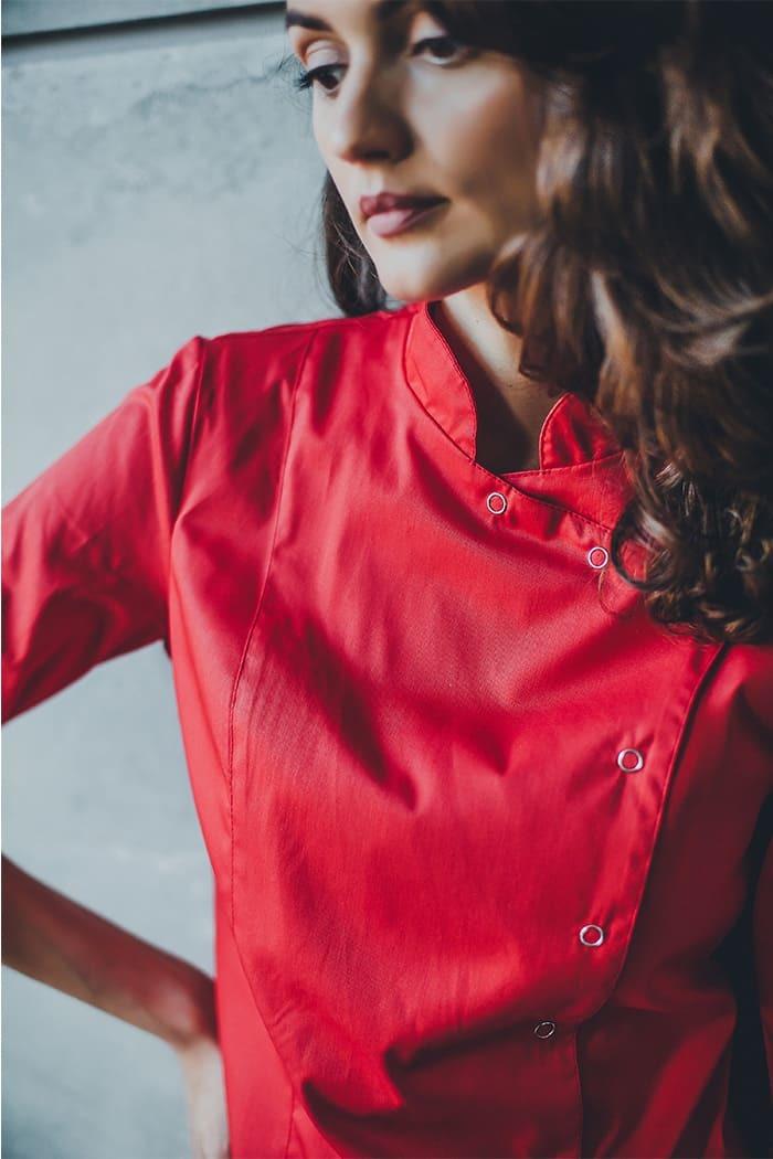 Блуза женская медицинская М 262