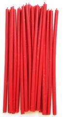Свечи № 60 восковые красные 2 кг