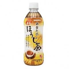 Японский чай Sangaria Ходзича с витамином С 500 мл