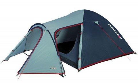 Картинка палатка туристическая High Peak Kira 4  - 1