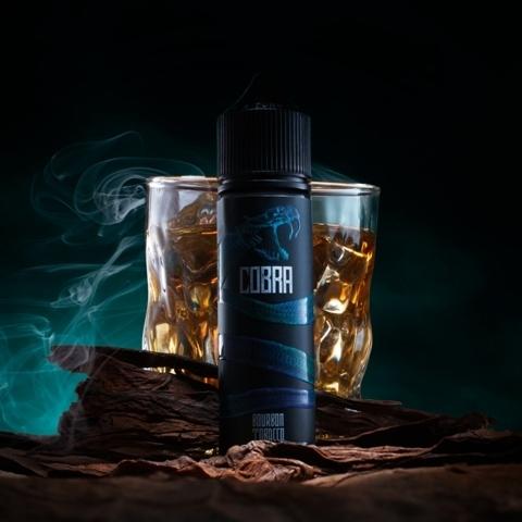 Жидкость Cobra 60 мл Bourbon Tobacco