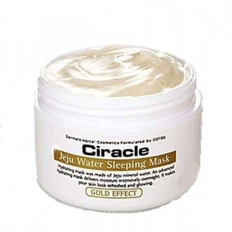 Ciracle Jeju Water Sleeping Mask