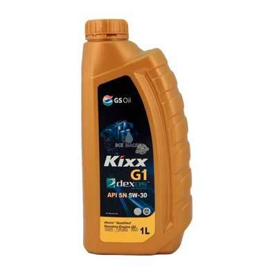 L5310AL1E1 Kixx G1 5W-30 полусинтетическое моторное масло (1 литр) официальный сайт партнера ht-oil.ru