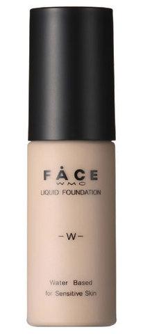 Крем тональный на водной основе Wamiles Face Liquid Foundation W, тон 547, 30 ml